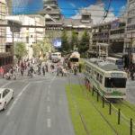 熊本城×特撮美術天守再現プロジェクト展 観てきました